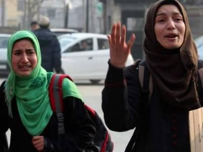 طالبات کو سکارف پہن کر داخلہ ٹیسٹ دینے سے روک دیا گیا