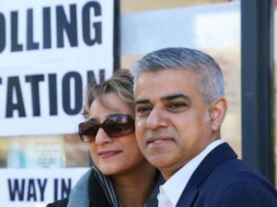 صادق خا ن صرف میئر نہیں بلکہ برطانوی تاریخ کے سب سے زیادہ ووٹ لینے والے میئر بنے ہیں: رپورٹ