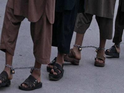 افغان فورسز کا ہلمندمیں طالبان کے قید خانے پرچھاپہ ،60سے زائد قیدی بازیاب
