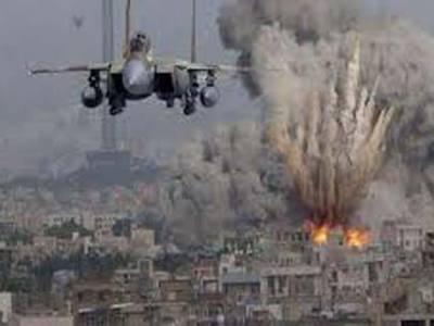 اسرائیلی فوج نے غزہ میں بمباری کردی