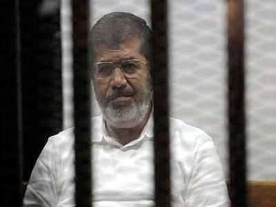 جاسوسی کا مقدمہ، مصر کے سابق صدر محمد مرسی کے کیس کی سماعت جون تک ملتوی،2 صحافیوں سمیت 6 افراد کو سزائے موت