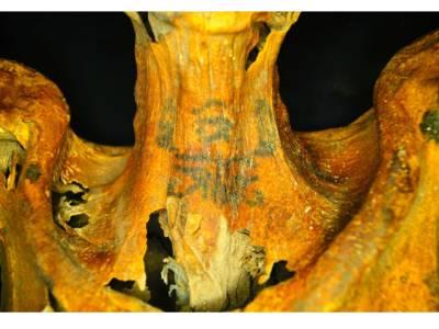 مصر میں ہزاروں سال پرانی لاش دریافت، جسم پر ایسے الفاظ لکھے تھے کہ آپ بھی 'استغفار' کا ورد کریں گے