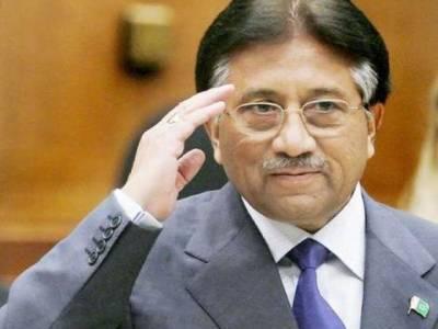 سابق صدر پرویز مشرف علاج کے لیے لندن پہنچ گئے
