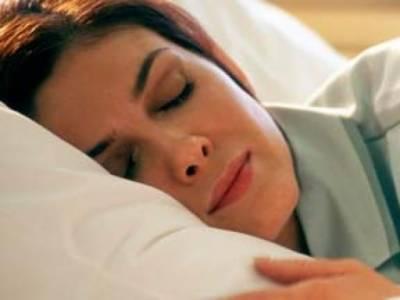 خواتین کی نیند مردوں سے زیادہ ہوتی ہے، نئی تحقیق