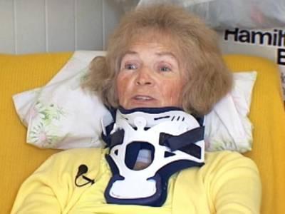 20 سال قبل حادثے میں بینائی کھونے والی خاتون کے ساتھ دوبارہ حادثہ پیش آیا تو کچھ ایسا ہو گیا کہ ڈاکٹر بھی چکر ا گئے