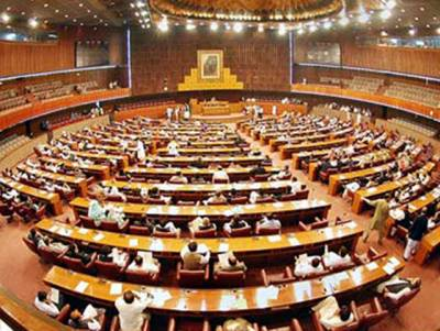 سینیٹ اجلاس میں سولر ٹیوب ویل کیلئے 8 ارب روپے بجٹ میں شامل کرنے کی قرارداد منظور
