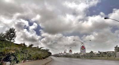 رواں ہفتے پنجاب او ر کشمیر سمیت دیگر مقامات پر بارشیں ، تیز ہواﺅں سے میدانی علاقوں کے درجہ حرارت میں کمی آئیگی : محکمہ موسمیات