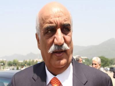 خورشید شاہ اپنڈکس کی تکلیف کے باعث اسلام آباد سے کراچی پہنچ گئے