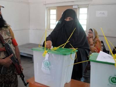 خیبر پختونخوا کے حلقہ پی کے 8میں ضمنی انتخابات کل ہونگے: الیکشن کمیشن
