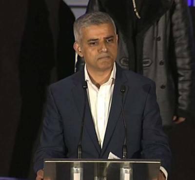 ٹرمپ کے اسلام سے متعلق خیالات لندن اور امریکہ کیلئے نقصان دہ ہیں:صادق خان