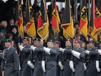 دہشت گردی کے خطرات،جرمنی نے 25سال بعد فوج میں اضافہ کا اعلان کردیا