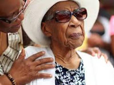 دنیا کی بوڑھی ترین خاتون سوزینا موشیٹ جانز 116 سال کی عمر میں نیویارک میں انتقال کر گئیں
