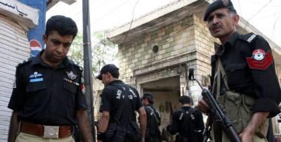 شاہی باغ کے قریب سبزی منڈی میں نامعلوم افراد کی فائرنگ ،پولیس اہلکار جاں بحق