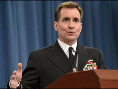 ہماری فوج کی کابل میں موجودگی کی وجہ پاکستان اور افغانستان میں موجود دہشت گردوں کے ٹھکانےہیں:امریکہ