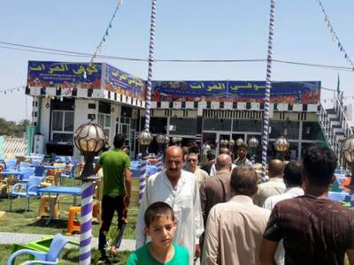 عراق : داعش کا سپین کے فٹ بال کلب پر حملہ،16افراد ہلاک،گلیوں میں خون بہتا رہا