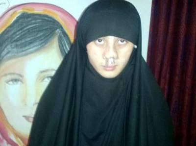 بیوی کی ناک کاٹنے پر پولیس اہلکار کو 5 سال 9 ماہ قید، 19 لاکھ روپے جرمانے کی سزا