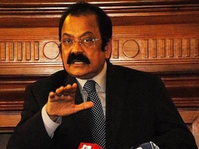 وزیر اعظم کے خاندان سے زیادہ پاکستان کو نوازشریف کی ضرورت ہے: رانا ثنا اللہ