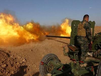 عراقی فوج داعش کے 'دارالخلافہ 'میں داخل ،حتمی کارروائی کا آغاز ہو گیا