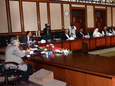 قومی اقتصادی کونسل نے 1675 ارب روپے کے ترقیاتی بجٹ کی منظوری دیدی، معاشی ہدف 5.7 فیصد مقرر کرنے کا فیصلہ