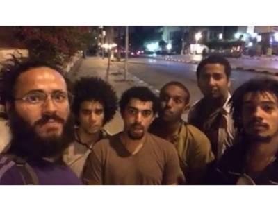 مصر میں 4نوجوانوں کو ایک ایسی ویڈیو بنانے پر جیل میں ڈال دیا گیا جو پاکستان میں ہزاروں نوجوان روز بناتے ہیں