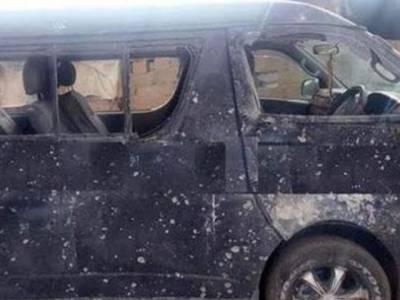 کراچی:سٹیل ٹاو¿ن کے قریب دھماکے میں کالعدم قوم پرست جماعت کے ملوث ہونے کا امکان