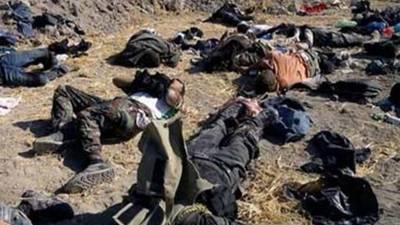 سی ٹی ڈی کی کارروائی:تحصیل چوبارہ میں کالعدم تنظیم کے 6دہشت گرد ہلاک