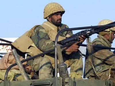 پاکستانی سکیورٹی فورسز کنڑ میں تنصیبات قائم کر رہی ہیں: افغان حکام کا الزام