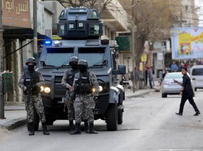 فلسطینی مہاجر کیمپ پر حملہ،اردنی خفیہ ادارے کے3 افسروں سمیت5 ہلاک