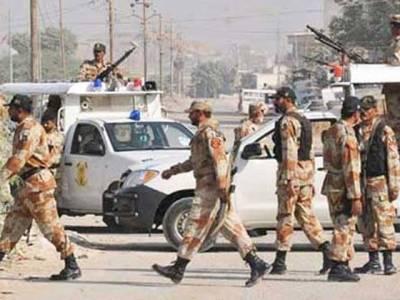 دکانیں بند کرانے پر ایم کیو ایم کایونٹ انچارج گرفتار : ترجمان سندھ رینجرز