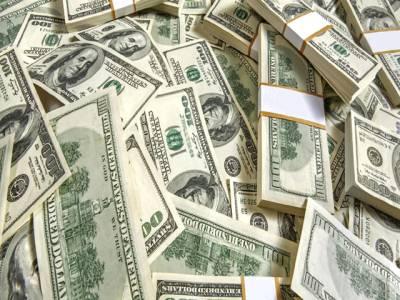 ڈالر کی قدر میں مسلسل کمی، 104 روپے 85 پیسے کا ہوگیا
