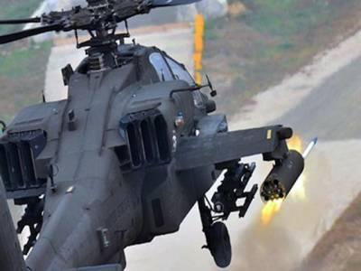 متحدہ عرب امارات کا فوجی ہیلی کاپٹر گر کرتباہ ، دونوں پائلٹ شہید