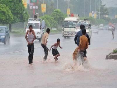 محکمہ موسمیات کی مون سون میں 10 سے20 فیصد زیادہ بارشوں کی پیشنگوئی