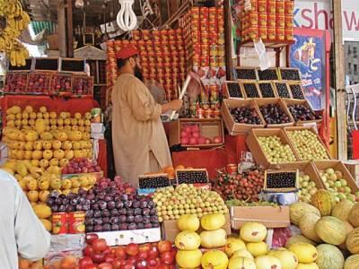 پھلوں اور گوشت کی قیمتیں، سرکاری احکامات ہوا میں اڑا دیئے گئے، منہ مانگے داموں فروخت جاری