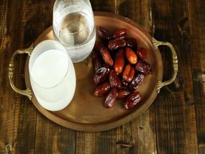 رمضان المبارک میں پیاس کی شدت سے بچنے کیلئے مفید مشروب