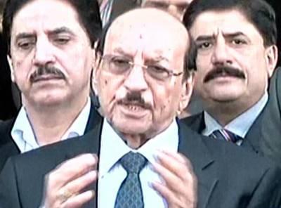 خاتون کے پیٹ میں قینچی رہ جانے کا معاملہ، وزیراعلیٰ سندھ نے علاج کرانے کی ہدایت کر دی