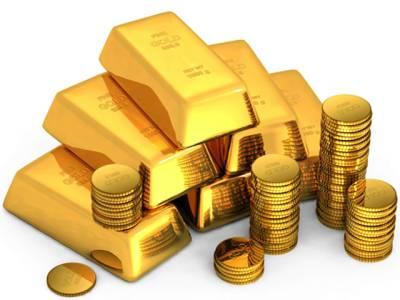 سونے کی قیمت میں 50 روپے کی کمی ، فی تولہ قیمت 48 ہزار 400 روپے کا ہوگیا
