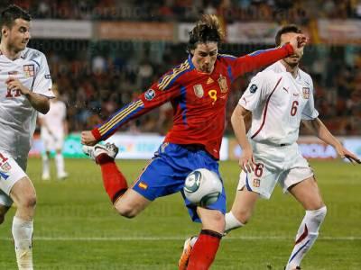 یوروکپ: چیک ریپبلک کھلاریوں نے آخری لمحات میں ہتھیار ڈال دیئے،دفاعی چیمپئن سپین کی ایک صفر سے جیت