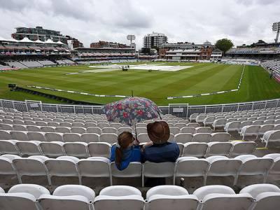 لارڈز: بارش نے ایک نہ چلنے دی، ٹیسٹ کا مایوس کن اختتام، سیریز دو صفر سے انگلینڈ کے نام