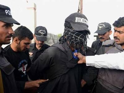 کراچی سے سیاسی جماعت کے دو ٹارگٹ کلرز گرفتار ،اسلحہ برآمد