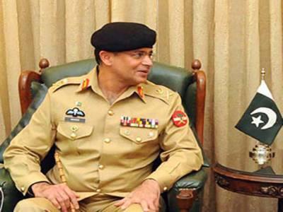 کور کمانڈر کراچی کی عبدالستار ایدھی کی عیادت ،خدمات کو سراہا