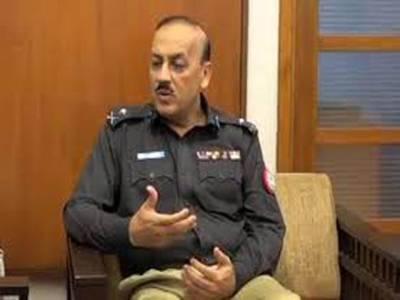 امجد صابری نے دھمکی سے متعلق کبھی بھی اطلاع نہیں دی تھی :آئی جی سندھ