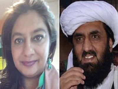 ماروی سرمد کیس: سینیٹر حافظ حمداللہ کی عبوری ضمانت میں 15 جولائی تک توسیع