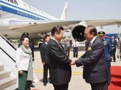 ممنون حسین کی چینی صدر سے ملاقات، پاکستان کی نیوکلیئر سپلائر گروپ میں رکنیت کیلئےحمایت پرشکریہ اداکیا
