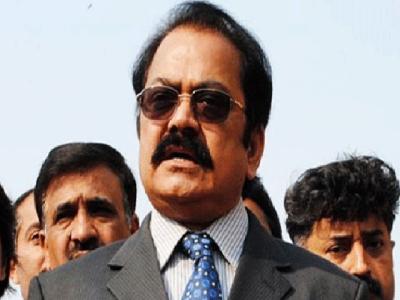 کراچی کے واقعات میں افغان دہشت گرد ملوث ہوسکتے ہیں : رانا ثنا اللہ