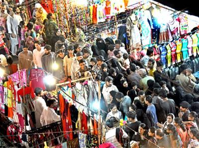 پشاور میں خواتین کے بازاروں میں مرد حضرات کے داخلے پر پابندی
