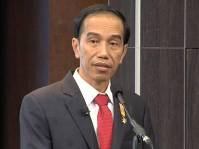انڈونیشیا کے صدر ایک ایسی جگہ پہنچ گئے کہ چین کو غصے سے آگ بگولا کردیا، بڑا خطرہ پیدا ہوگیا