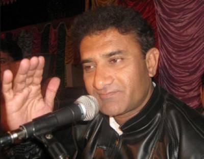 گلو کار اللہ دینو خاصخیلی ٹریفک حادثے میں جاں بحق ہو گئے، تین افراد زخمی