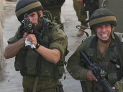 اسرائیلی فوجیوں نے فائرنگ کر کے فلسطینی نوجوان کو شہید کر ڈالا