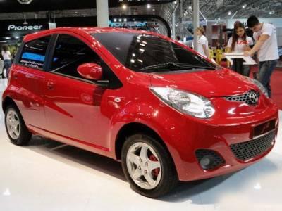 پاکستان میں سستی گاڑیوں کی فراہمی یقینی بنانے کیلئے چینی کمپنی کا گوادر میں پلانٹ لگانے کافیصلہ