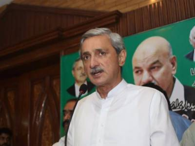 پانامہ زدہ حکمرانوں کو آزاد کشمیر کے الیکشن میں دھونس دھاندلی کرنے کی اجازت نہیں دیں گے :جہانگیر ترین